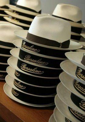 Borsalino: la storia del cappello italiano