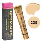 Dermacol High Cover Makeup Foundation Hypoallergenic Waterproof SPF-30 Best Seller #waterproofmakeup #dermacolfoundation #dermacolcover