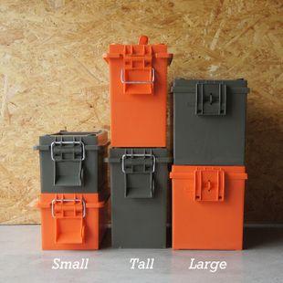 【Large】UtilityBoxラージユーティリティーボックスHAYESTOOLINGANDPLASTICSヘイズツーリングアンドプラスチックUSAアメリカ製アーモボックス弾薬箱工具箱DETAIL