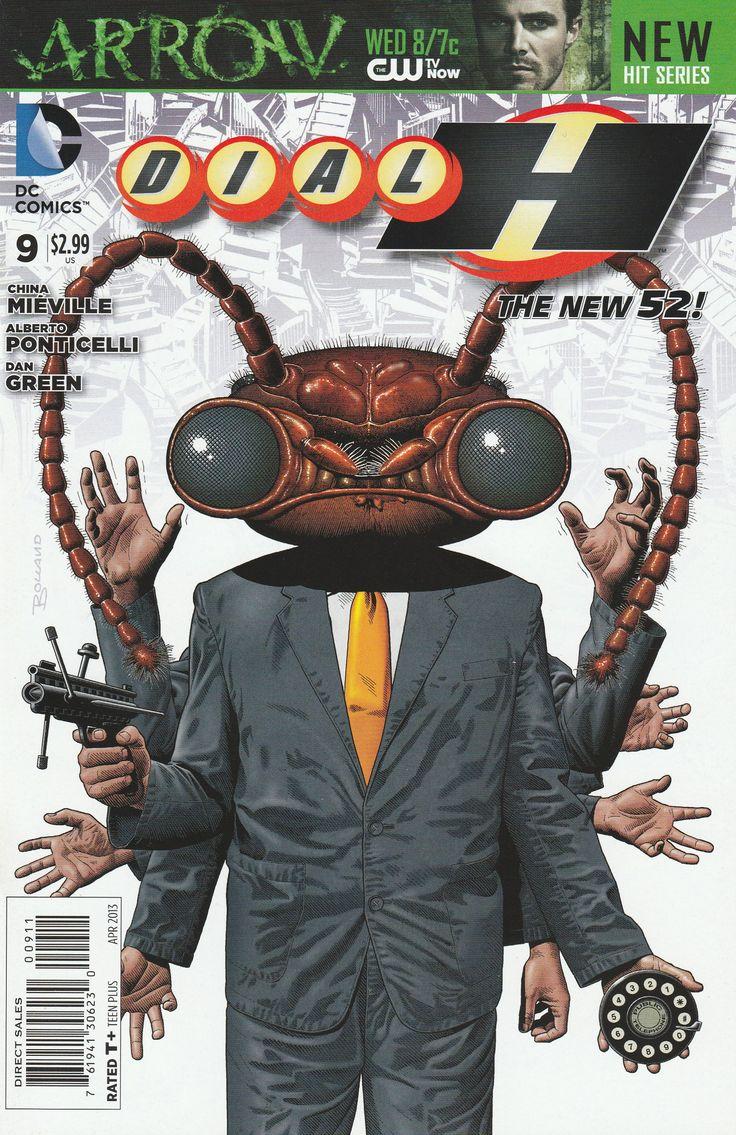 Dial H # 9 DC Comics The New 52!