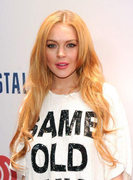 Lindsay Lohan Akan Curahkan Hatinya Lewat Buku
