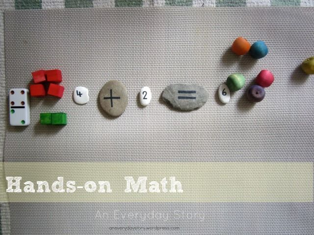 A Little bit of Addition: A Reggio math provocation from An Everyday Story