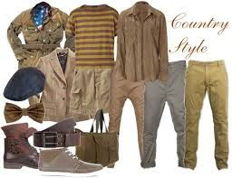 Image result for men country fashion