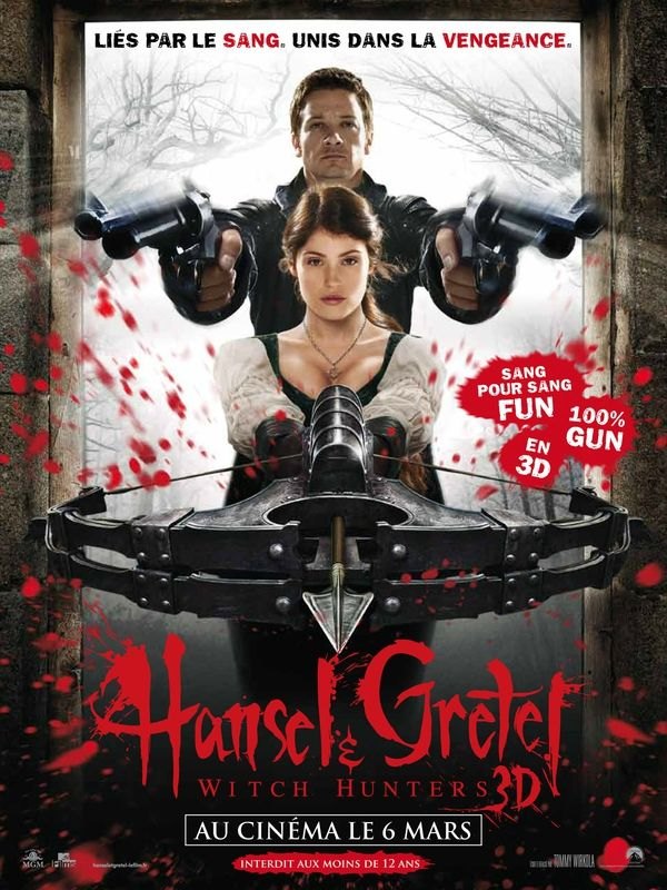 Hansel et Gretel : Witch Hunters