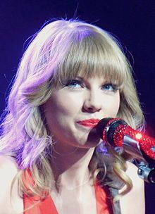 Happy 25th Birthday Taylor Alison Swift! International Award winning Country/Pop Music Singer and Song writer