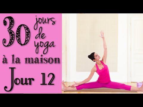 Défi Yoga - Jour 12 - Cultiver la confiance en soi et la créativité, Asteya - YouTube