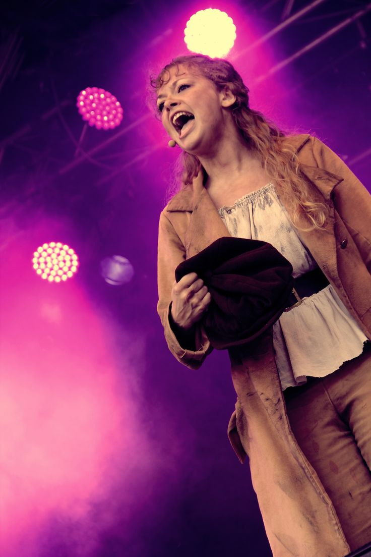 Carrie Hope Fletcher.  http://www.lesmis.com/uk/sights-and-sounds/videos/  (Image credit: Dee Christensen Photography)  #LesMis
