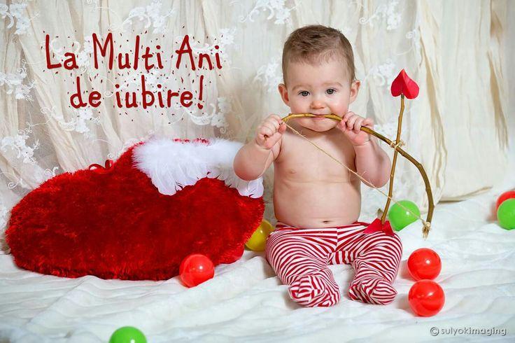 Sweet baby Valentine