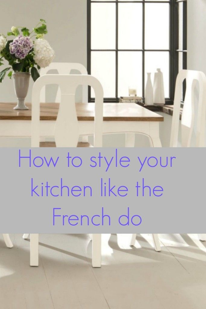 How to make your kitchen look like a french kitchen. French style kitchen are so beautiful and quite diverse in their range come and look at some of the best kitchen styles France has to offer