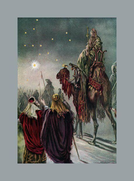 Gloria In Excelsis Deo image by Aaron Storm | Star of bethlehem, Christmas art, Artist