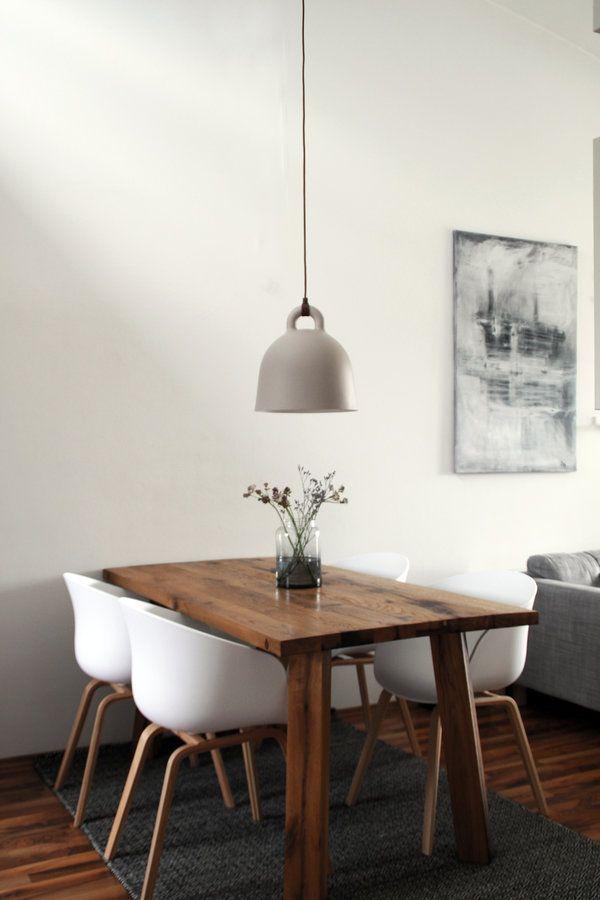 Die besten 25+ Teppich skandinavisch Ideen auf Pinterest - esszimmer gestaltung 107 ideen