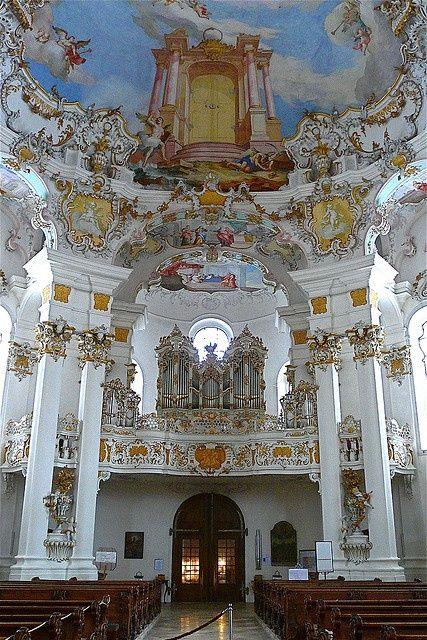 Wieskirche - Bavaria, Germany