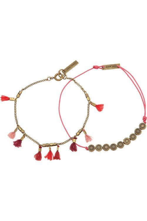 love Isabel Marant jewelry- tutorial coming soon to hapinesswherever.wordpress.com