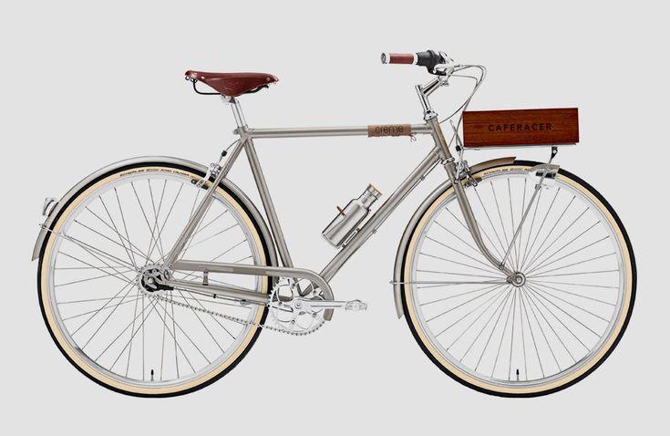 Auf Basis der Caferacer-Serie kommt von Creme Cycles das Caferacer Wood & Whisky: Ein limitiertes Modell in klassischer Optik und mit besonderen Details – allen voran dem Frontgepäckträger mit einer Transportbox aus Holz. Das Caferacer Wood & Whisky kommt – wie auch die übrigen … Weiterlesen