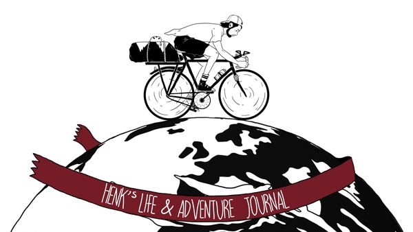 Cycling from Rotterdam to Singapore in February 2015 - read the blog http://henkvandillen.net