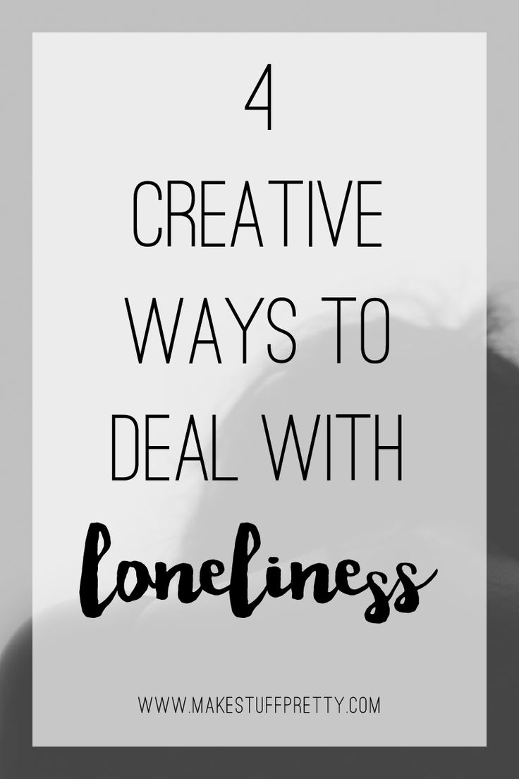 As a creative, it's a safe bet that you value some alone time to hone your craft. However, sometimes alone time is not something you choose, but something you get stuck with. Be it because you recently moved, because of a break-up, or maybe simply because all your friends happen to have plans and you aren't a part of any of them: We all experience feelings of loneliness and isolation. Fortunately, your creativity means you have a lot of ways to cope and deal with loneliness! Below...