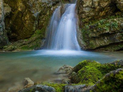 The waterfalls of Nydri #Lefkada #MeinGriechenland