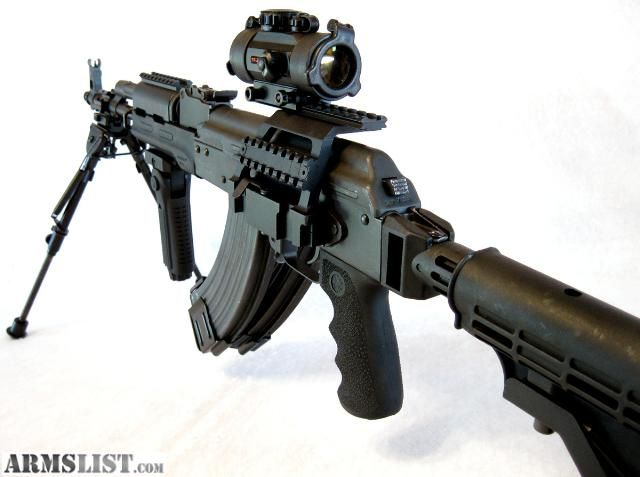 ARMSLIST - For Sale: WASR 10 AK47 Tactical Battle Rifle 7.62 X .39