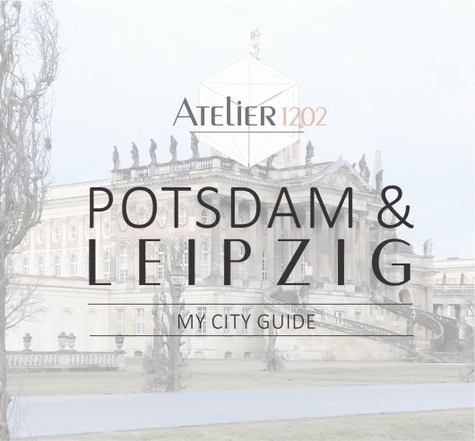 New #mycityguide in the blog now! ♡ discover more about Potsdam and Leipzig, two cute cities and great options for day trips from Berlin