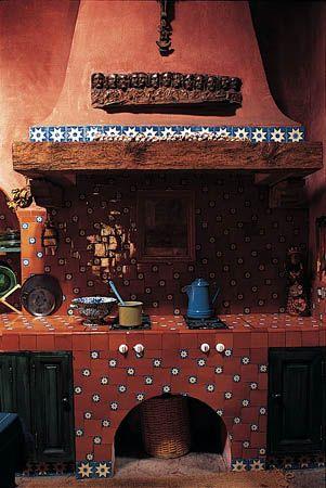 Cocinas mexicanas tradicionales cocinas rusticas for Cocinas tradicionales