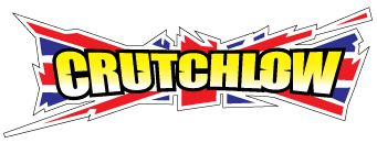 Cal Crutchlow 'Crutchlow' Union Jack Decal/Sticker