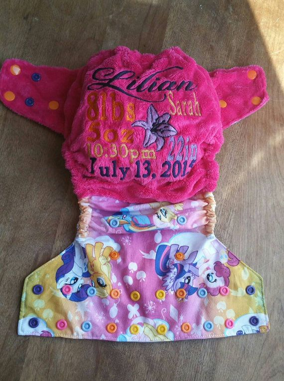 Check out this item in my Etsy shop https://www.etsy.com/ca/listing/236258538/custom-statistic-diaper-cover