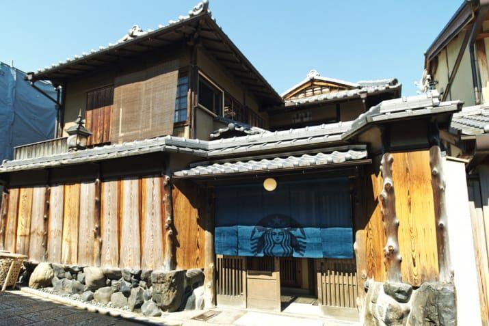 6月30日(金)に新しくオープンする京都二寧坂ヤサカ茶屋店は、築100年を超える2階建ての日本家屋を使用した店舗です。