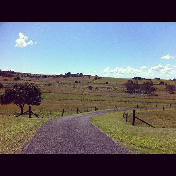 Winery near Childers in the Bundaberg region of Queensland in Australia