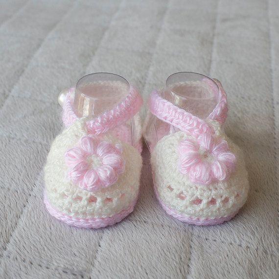 >> Click to Buy << Crochet Baby sandals, Baby girl sandals, Summer baby girl shoes, Baby beach Shoes #Affiliate