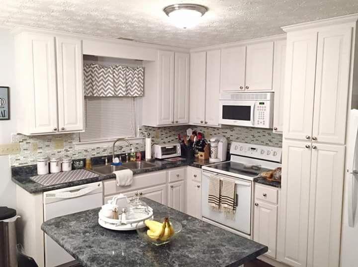 About Kitchen Cabinets On Pinterest Kitchen Cabinets Dark Cabinets