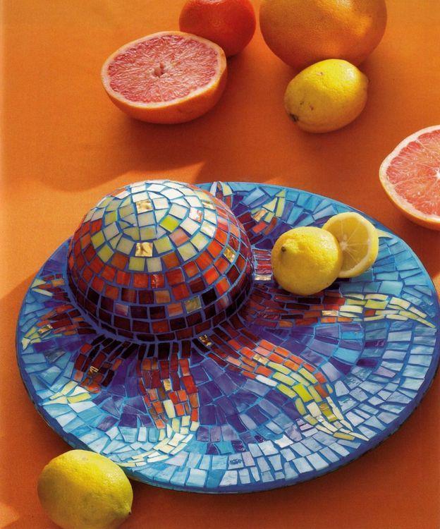 Mozaicuri - Fructiera