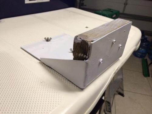 Outboard Motor Bracket For Swim Platform Stuff To Buy