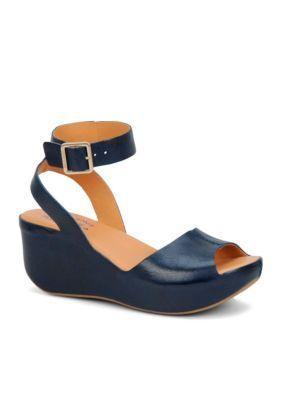 Kork-Ease  Carolyne Wedge Sandal
