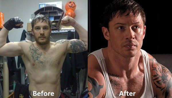 Tom Hardy's MMA Work Out For Warrior Looks Absolutely Insane -       Tom Hardy is a legend. Fact. Why? Well firstly, he's a bloody brilliant actor and secondly, he is unbelievably easy on the eye – just one l...