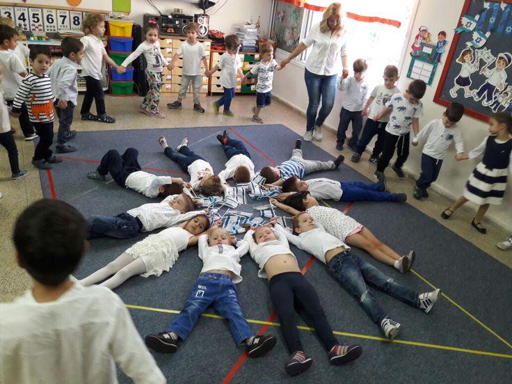 День рождения Израиля в детском саду в Холоне «Сказка». http://skazka.org.il/