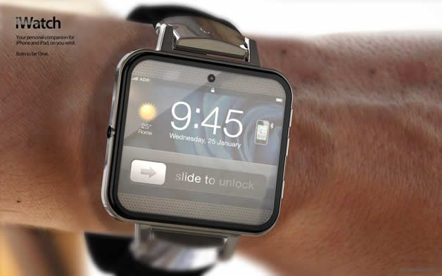 Apple iWatch Concept 2 - IcreativeD