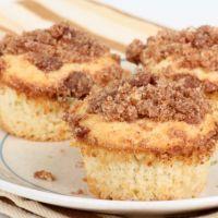 Bite-Size Coffee Cake Muffins Recipe | Recipe4Living