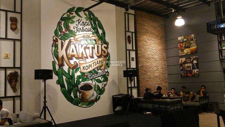Kaktus Kopitiam – Purwokerto Guidance