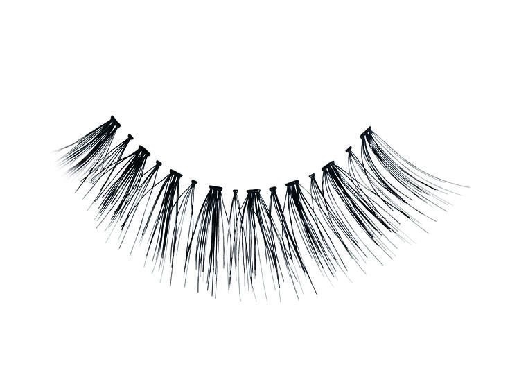 Say Hello to Natural Volume false lashes by Bourjois