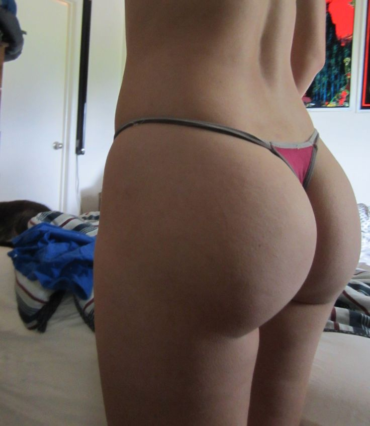 Nice Ass With String