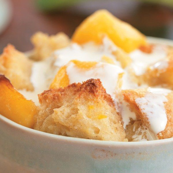 I have never been a huge fan of bread pudding, but for some reason this bread pudding takes the cake, no pun intended. It combines just the right elements of sweet, tart, creamy, and crispy. Everyone who tries it becomes a fan.