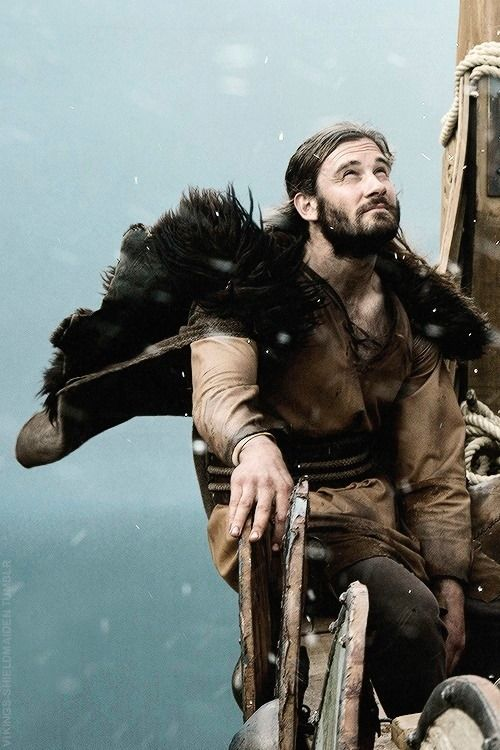 Rollo from Vikings....!!!!!!!!!!