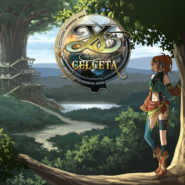 Ys: Memories of Celceta on PS Vita   Official PlayStation™Store US