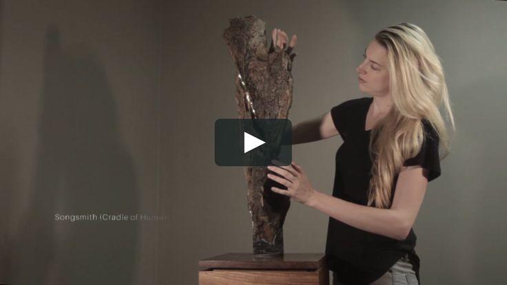 "Jenna Burchell, S25º58'50.9448"" E27º46'29.1936"" , Songsmith (Cradle of Humankind), on Vimeo"