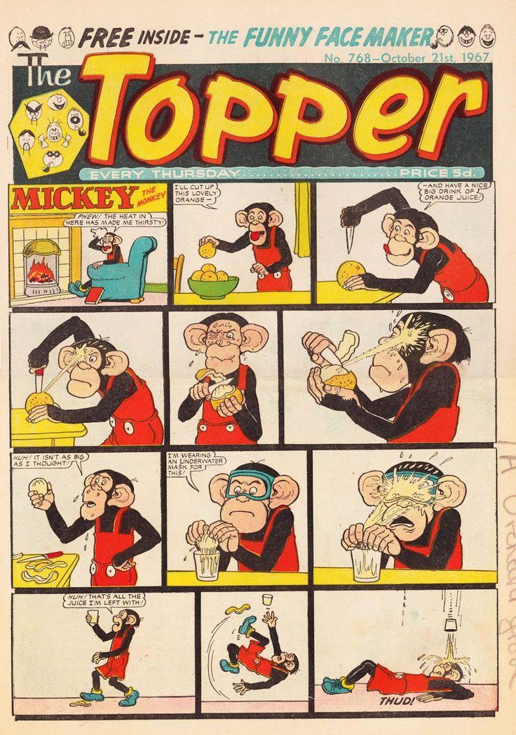 Topper #comic