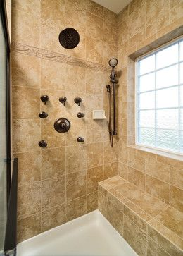 16 best mannington sightings on houzz images on pinterest for Model bathrooms photos