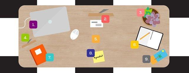 Je werkplek inrichten: let op deze 9 elementen