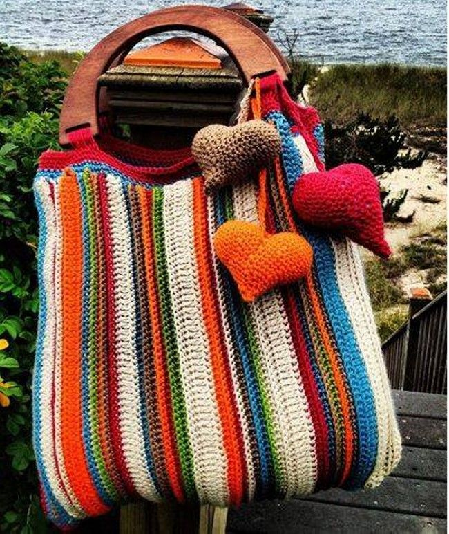 Crochet Bag Pattern Ideas