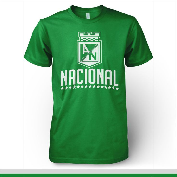 Atletico Nacional Medellin Colombia T-shirt - Pandemic Soccer