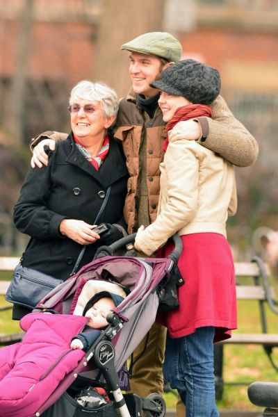 Dan Stevens with His Family | Дэн Стивенс биография | Web-kinoclub.ru - все о кино